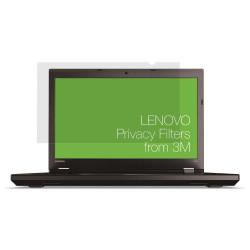 3M PF15.6W - Filtre de confidentialité pour ordinateur portable - largeur 15,6 pouces - pour ThinkBook 15 G3 ACL, ThinkPad E14