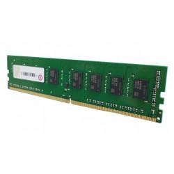 QNAP - I0 version - DDR4 - module - 8 Go - DIMM 288 broches - 3200 MHz / PC4-25600 - 1.2 V - mémoire sans tampon - ECC - pour Q