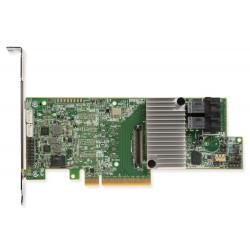 Lenovo ThinkSystem 730-8i - Contrôleur de stockage (RAID) - 8 Canal - SATA / SAS 12Gb/s profil bas - 12 Gbit / s - RAID 0, 1, 5