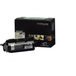 Lexmark - cartouche de toner - 1 x noir - 6000 pages - lrp
