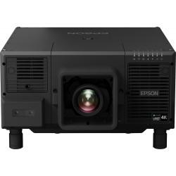 Epson EB-L12000Q - Projecteur 3LCD - 12000 lumens (blanc) - 12000 lumens (couleur) - 3840 x 2160 - 16:9 - 4K - LAN - noir