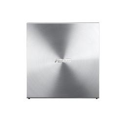 ASUS SDRW-08U5S-U - Lecteur de disque - DVD±RW (±R DL)/DVD-RAM - 8x/8x/5x - USB 2.0 - externe - argent