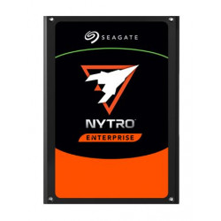 """Seagate Nytro 3332 XS15360SE70094 - Disque SSD - chiffré - 15.36 To - interne - 2.5"""" - SAS 12Gb/s - Self-Encrypting Drive (SED)"""