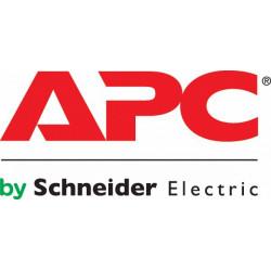 APC Extended Warranty - Contrat de maintenance prolongé - pièces (pour UPS 1 kVA) - 1 année - expédition - temps de réponse : N