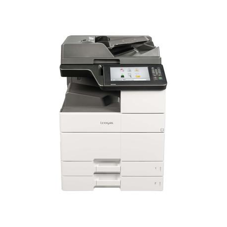 Lexmark MX911de - Imprimante multifonctions - Noir et blanc - laser - 297 x 432 mm (original) - A3/Ledger (support) - jusqu'à