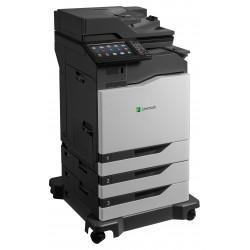 Lexmark CX860dtfe - Imprimante multifonctions - couleur - laser - Legal (216 x 356 mm)/A4 (210 x 297 mm) (original) - A4/Legal