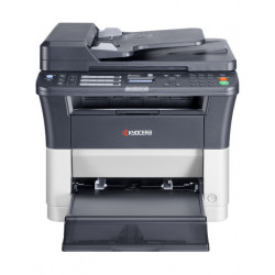 Kyocera FS-1325MFP - Imprimante multifonctions - Noir et blanc - laser - Legal (216 x 356 mm) (original) - A4/Legal (support) -