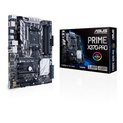 ASUS PRIME X370-PRO - Carte-mère - ATX - Socket AM4 - AMD X370 Chipset - USB 3.0, USB 3.1, USB-C - Gigabit LAN - carte graphiqu