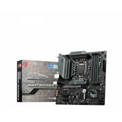 MSI MAG B560M BAZOOKA - Carte-mère - micro ATX - Socket LGA1200 - B560 Chipset - USB 3.2 Gen 1, USB 3.2 Gen 2 - 2.5 Gigabit LAN