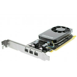 NVIDIA QUADRO P400 - Carte graphique - Quadro P400 - 2 Go - PCIe x16 - 3 x Mini DisplayPort - pour Celsius J5010, W5010, ESPRIM