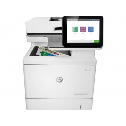 HP LaserJet Enterprise MFP M578dn - Imprimante multifonctions - couleur - laser - Legal (216 x 356 mm) (original) - A4/Legal (s