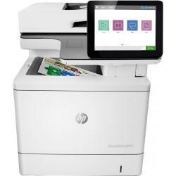 HP LaserJet Enterprise Flow MFP M578c - Imprimante multifonctions - couleur - laser - Legal (216 x 356 mm) (original) - A4/Lega