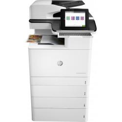 HP LaserJet Enterprise Flow MFP M776z - Imprimante multifonctions - couleur - laser - 297 x 864 mm (original) - A3/Ledger (supp