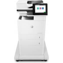 HP LaserJet Enterprise MFP M635fht - Imprimante multifonctions - Noir et blanc - laser - 216 x 864 mm (original) - A4/Legal (su
