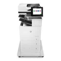 HP LaserJet Enterprise Flow MFP M636z - Imprimante multifonctions - Noir et blanc - laser - 216 x 864 mm (original) - A4/Legal