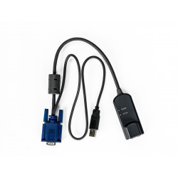 Avocent Server Interface Module - Câble de rallonge vidéo / USB (pack de 32)