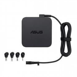 ASUS U90W-01 Square - Adaptateur secteur - CA 100-240 V - 90 Watt - Europe - noir - pour ZenBook 13, 14, 15, ZenBook Duo UX481F
