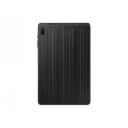 Samsung EF-RT730 - Coque de protection pour tablette - polycarbonate, polyuréthanne thermoplastique (TPU) - noir - pour Galaxy