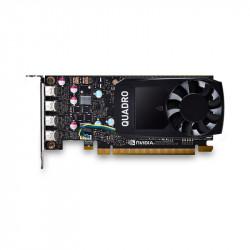 NVIDIA Quadro P620 - Carte graphique - Quadro P620 - 2 Go GDDR5 - PCIe x16 - 4 x Mini DisplayPort - pour Celsius J5010, W5010
