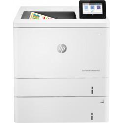 HP Color LaserJet Enterprise M555x - Imprimante - couleur - Recto-verso - laser - A4/Legal - 1200 x 1200 ppp - jusqu'à 38 ppm (