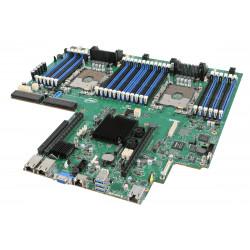 Intel Server Board S2600WFQR - Carte-mère - Intel - Socket P - 2 CPU pris en charge - C628 Chipset - USB 3.0 - carte graphique