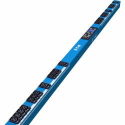 Eaton Metered Input Rack PDU EMIB08-30B - Unité de distribution secteur (rack-montable) - CA 200-240 V - 7.4 kW - monophasé - E