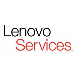Lenovo Onsite Repair - Contrat de maintenance prolongé - pièces et main d'oeuvre - 4 années - sur site - 9x5 - temps de répons