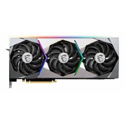 MSI GeForce RTX 3090 SUPRIM X 24G - Carte graphique - GF RTX 3090 - 24 Go GDDR6X - PCIe 4.0 - HDMI, 3 x DisplayPort