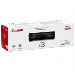 Canon CRG-725 - Noir - original - cartouche de toner - pour i-SENSYS LBP6000, LBP6000B, LBP6020, LBP6020B, LBP6030, LBP6030B, L