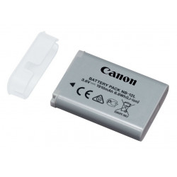 Canon NB-12L - Batterie - Li-Ion - 1910 mAh - pour iVIS mini X, LEGRIA mini X, PowerShot G1 X Mark II, N100, VIXIA mini X