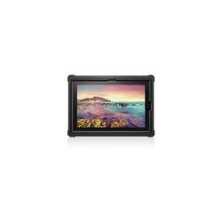 Lenovo Rugged Case - Boîtier de protection pour tablette - robuste - élastomère thermoplastique (TPE), polycarbonate de qualité