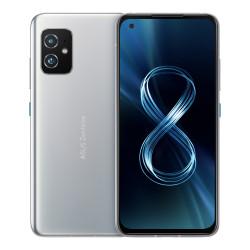 """ASUS Zenfone 8 - Smartphone - double SIM - 5G NR - 128 Go - 5.92"""" - 2400 x 1080 pixels - AMOLED - RAM 8 Go - 2x caméras arrière"""