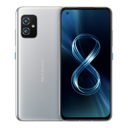 """ASUS Zenfone 8 - Smartphone - double SIM - 5G NR - 256 Go - 5.92"""" - 2400 x 1080 pixels - AMOLED - RAM 8 Go - 2x caméras arrièr"""