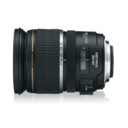Canon EF-S - Objectif à zoom - 17 mm - 55 mm - f/2.8 IS USM - Canon EF/EF-S - pour EOS 1000, 40, 450, 50, 500, 7D, Kiss F, Kiss