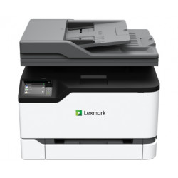 Lexmark CX331adwe - Imprimante multifonctions - couleur - laser - 216 x 356 mm (original) - A4/Legal (support) - jusqu'à 24 pp