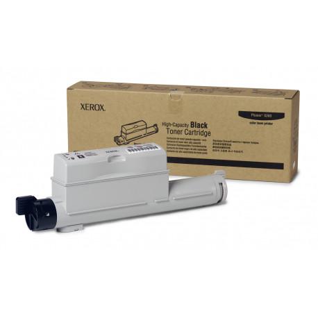 Xerox Phaser 6360 - Haute capacité - noir - original - cartouche de toner - pour Phaser 6360DA, 6360DB, 6360DN, 6360DT, 6360DX,