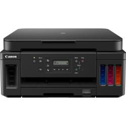 Canon PIXMA G6050 - Imprimante multifonctions - couleur - jet d'encre - refillable - A4 (210 x 297 mm), Letter A (216 x 279 mm