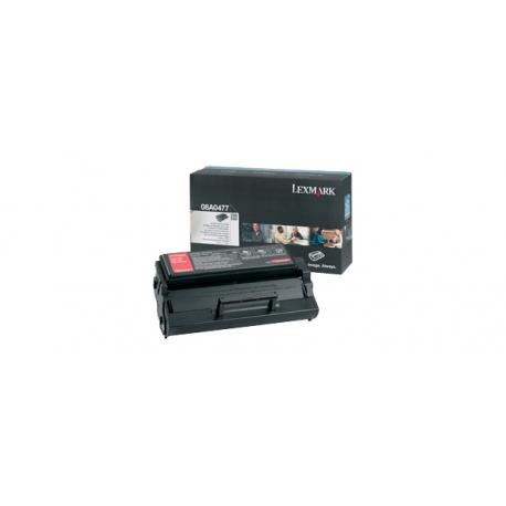 Lexmark - À rendement élevé - noir - originale - cartouche de toner - pour Lexmark E320, E322, E322n, E322tn