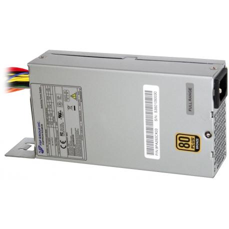 Shuttle PC45G - Alimentation électrique (interne) - 80 PLUS Bronze - CA 90-264 V - 250 Watt - PFC active - pour XPC G2 30XX, G2