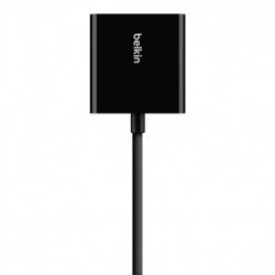 Belkin Universal HDMI to VGA Adapter with Audio - Convertisseur vidéo - HDMI - VGA - B2B