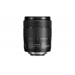 Canon EF-S - Objectif à zoom - 18 mm - 135 mm - f/3.5-5.6 IS USM - Canon EF-S
