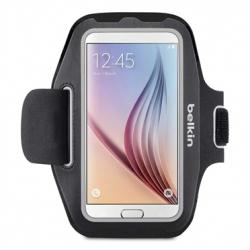 Belkin Sport-Fit Armband - Brassard pour téléphone portable - Néoprène - pour Samsung Galaxy S7