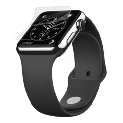 """Ecran Protecteur en Fibre de Verre """"Invisiglass"""" pour Apple Watch (38mm)"""