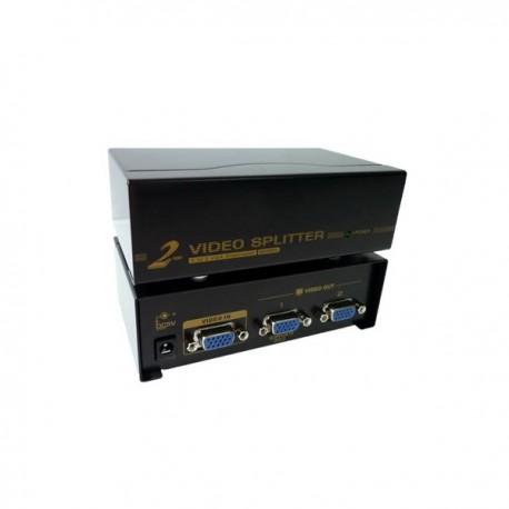 Splitter VGA 2ports-2048x1536 (450 Mhz)