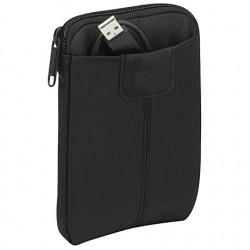 Case Logic Portable Hard Drive Case - Étui pour unité de disque dur - noir