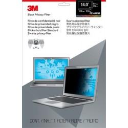 """Filtre de confidentialité 3M for 14.0"""" Widescreen Laptop with COMPLY Attachment System - Filtre de confidentialité pour ordina"""