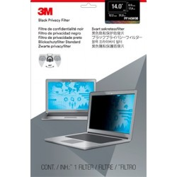 """Filtre de confidentialité 3M for 14"""" Laptops 16:9 with COMPLY - Filtre de confidentialité pour ordinateur portable - largeur 1"""