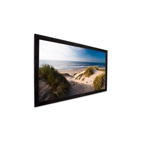 Projecta HomeScreen Deluxe HD HDTV Format - Écran de projection - montable sur mur - 184 po (467 cm) - 16:9 - HD Progressive 1.