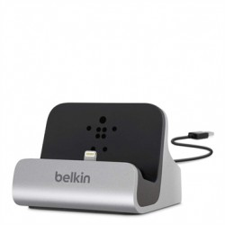 Belkin Charge + Sync Dock - Station d'accueil - pour Apple iPhone 5, 5c, 5s, 6, iPod touch (5G)
