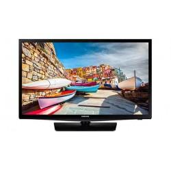 """Samsung HG24EE470AK - Classe 24"""" (23"""" visualisable) TV LED - hôtel / hospitalité - 720p 1366 x 768 - noir"""